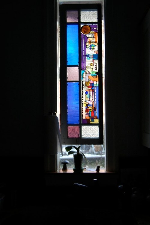 Recycled Queen Anne Window, Philadelphia