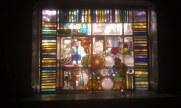 Basement Window, Philadelphia (100% recycled glass)