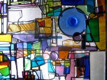 Snead window, Portland (detail 2)